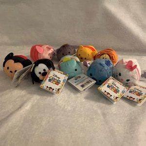9 NEW Tiny Disney Tsum Tsums for MM2280